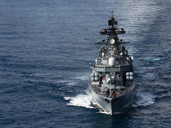 Большой противолодочный корабль «Адмирал Чабаненко» будет модернизирован
