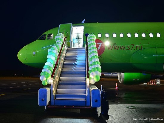 Авиакомпания «Сибирь» намерена развивать мурманское направление