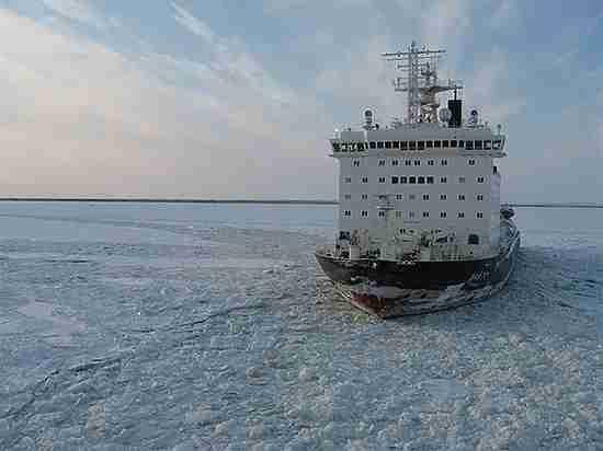 Атомфлот  заказал у финской компании разработку ледокола