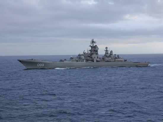 Завершилось зачётное учение разнородных сил Северного флота