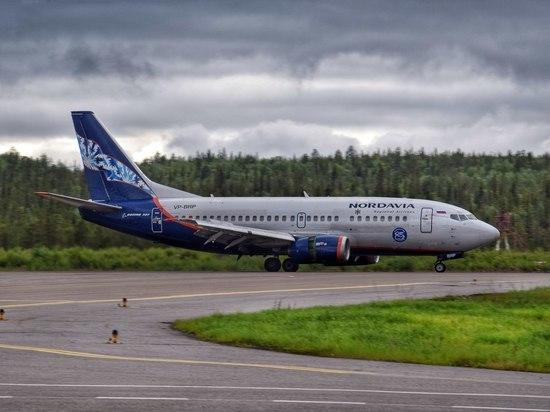 «Нордавиа» вновь будет выполнять регулярные рейсы из Мурманска в Санкт-Петербург