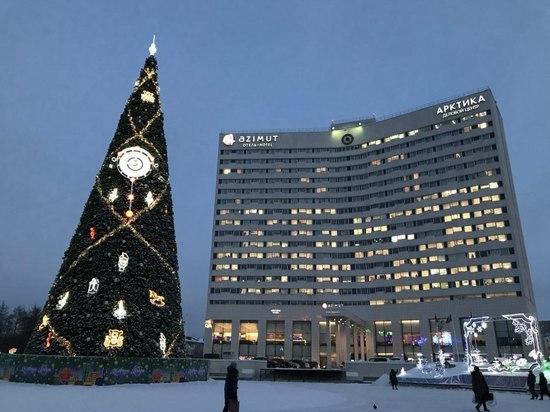 Мурманск готов ярко встретить Новый год